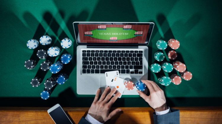 Texas Holdem Poker Online Is Very Popular With Many Players Texas Holdem Online